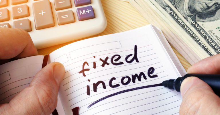 Read more about the article RISING RATES EXPOSE RISK IN FIXED INCOME