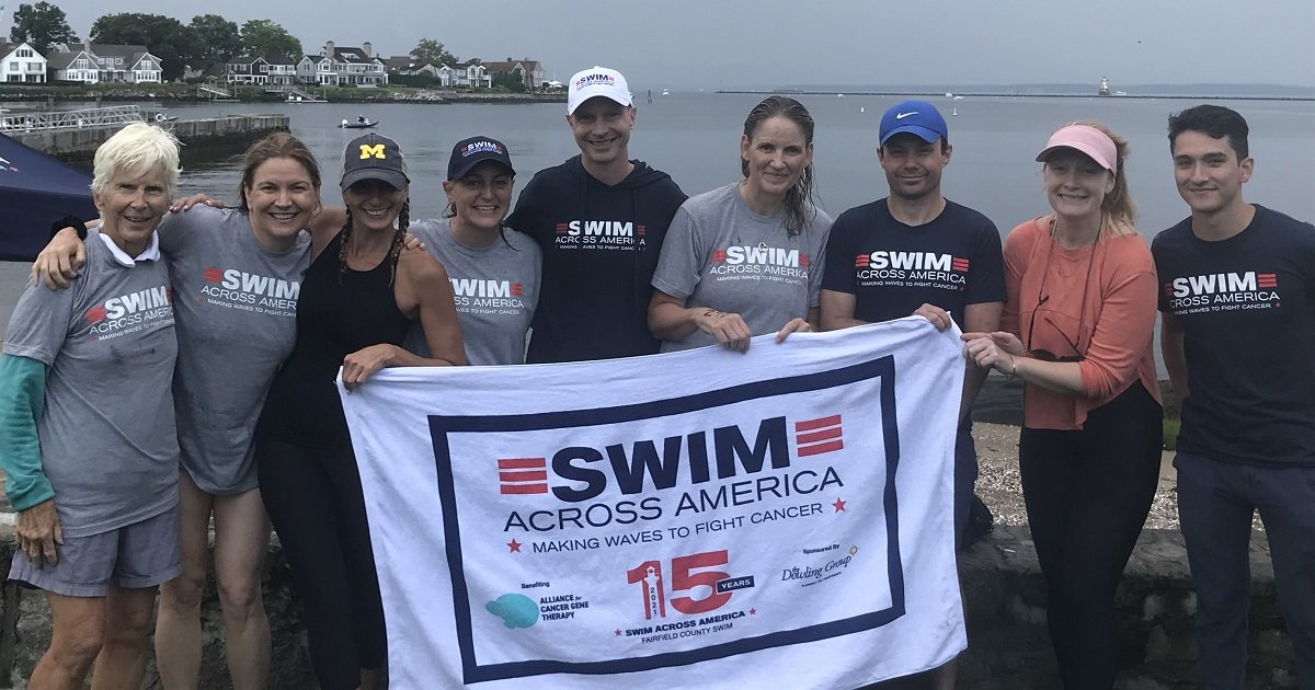 Read more about the article EAGLE RIDGE PARTICIPATES IN SWIM ACROSS AMERICA EVENT TO RAISE FUNDS FOR CANCER RESEARCH